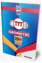 YKS Kitapları>YKS 1. Oturum TYT>TYT Deneme>TYT Geometri Deneme Kitabı