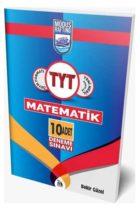 YKS Kitapları>YKS 1. Oturum TYT>TYT Deneme>TYT Matematik Deneme Kitabı