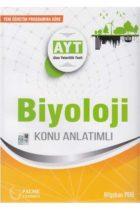 YKS Kitapları>YKS 2. Oturum AYT>AYT Sayısal Bölüm>AYT Sayısal Konu Anlatımlı>AYT Biyoloji Konu Kitabı