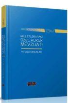 Savaş Yayınları Milletlerarası Özel Hukuk Mevzuatı ve İlgili Kanunlar