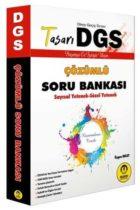 Tasarı Yayınları 2020 DGS Çözümlü Soru Bankası