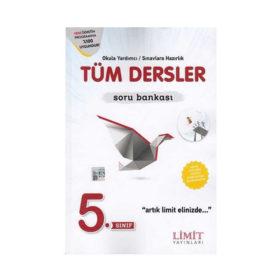Limit Yayınları 5. Sınıf Tüm Dersler Soru Bankası