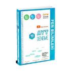 ÜçDörtBeş Yayınları AYT Fen Bilimleri 10 Deneme