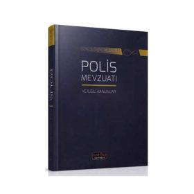 Savaş Yayınları Polis Mevzuatı ve İlgili Kanunlar