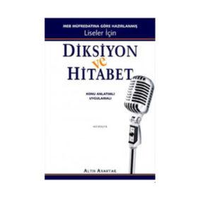 Altın Anahtar Yayınları Diksiyon ve Hitabet