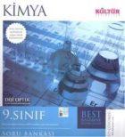 Kültür Yayıncılık 9. Sınıf Kimya BEST Soru Bankası