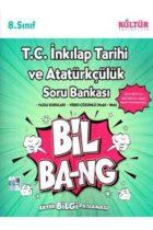 Kültür Yayıncılık 8. Sınıf T.C. İnkılap Tarihi ve Atatürkçülük Soru Bankası