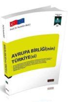 Savaş Yayınları Avrupa Birliğinin Türkiyesi