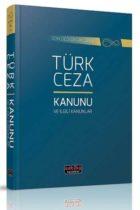 Savaş Yayınları Türk Ceza Kanunu ve İlgili Mevzuat
