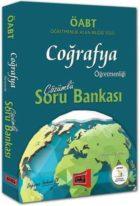 Yargı Yayınları ÖABT Coğrafya Öğretmenliği Çözümlü Soru Bankası