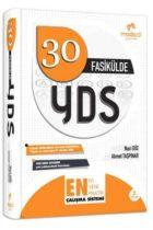 Modadil Yayınları 30 Fasikülde YDS