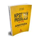 Doğru Tercih Yayınları 2019 KPSS'NİN Pusulası Anayasa Konu Anlatımı