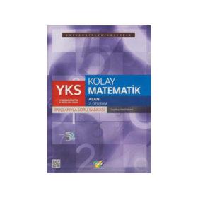 FDD Yayınları YKS 2. Oturum Kolay Matematik İpuçlarıyla Soru Bankası