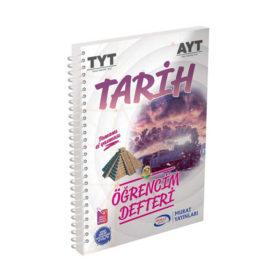 Murat Yayınları TYT AYT Tarih Öğrencim Defteri