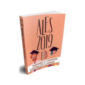Benim Hocam Yayınları 2019 ALES Tamamı Çözümlü 5 Deneme Sınavı