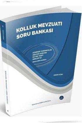 2019 Komiser Yardımcılığı Kolluk Mevzuatı Soru Bankası Erkin Kürk