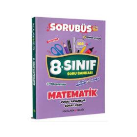 Hocalara Geldik 8. Sınıf Sorubüs Matematik Soru Bankası