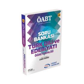 Murat Yayınları ÖABT Türk Dili ve Edebiyatı Öğretmenliği Tamamı Açıklamalı Soru Bankası
