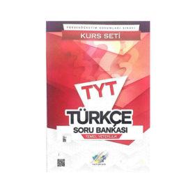 FDD Yayınları YKS 1.Oturum TYT Türkçe Kurs Seti Soru Bankası