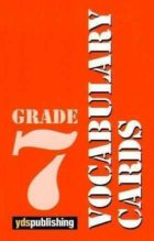 Ydspuplishing Yayınları Grade 7 Vocabulary Cards