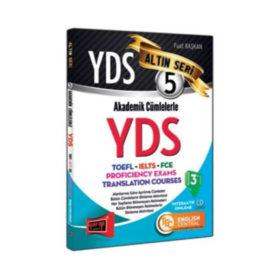 Yargı Yayınları YDS Akademik Cümlelerle YDS Altın Seri 5
