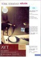 Kültür Yayıncılık AYT Türk Edebiyatı BEST Çalışma Testi