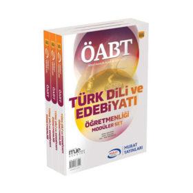 Murat Yayınları ÖABT Türk Dili ve Edebiyatı Öğretmenliği Konu Anlatımlı Modüler Set