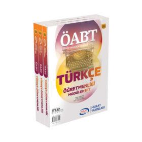 Murat Yayınları ÖABT Türkçe Öğretmenliği Konu Anlatımlı Modüler Set