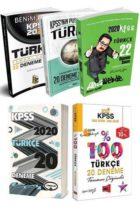 5 Büyüklerden 2020 KPSS Türkçe Kazandıran Tamamı Çözümlü Deneme Seti