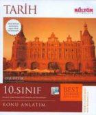 Kültür Yayıncılık 10. Sınıf Tarih BEST Konu Anlatımı