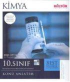 Kültür Yayıncılık 10. Sınıf Kimya BEST Konu Anlatımı