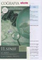 Kültür Yayıncılık 11. Sınıf Coğrafya BEST Çalışma Testi