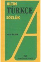 Lise Türkçe Altın Sözlük Altın Kitaplar